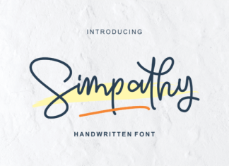 Sympathy Font