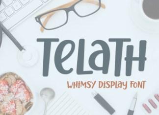 Telath Font