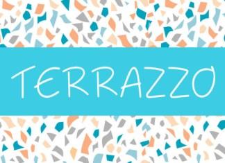 Terrazzo Font