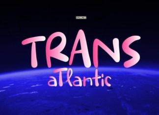 Trans Atlantic Font
