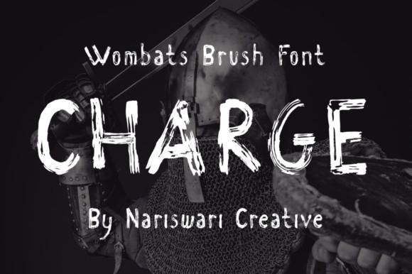 Wombats Font