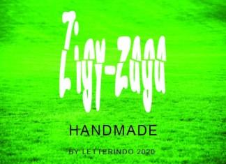 Zigy Zaga Font