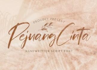 Pejuang Cinta Font