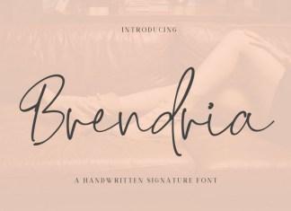 Brendria Font