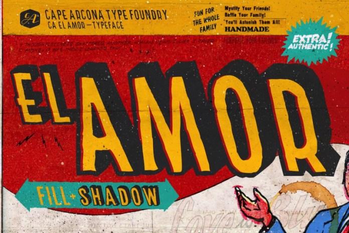 ElAmor Font