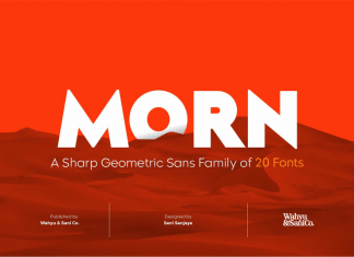 Morn Font Family