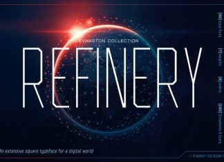 Refinery Font