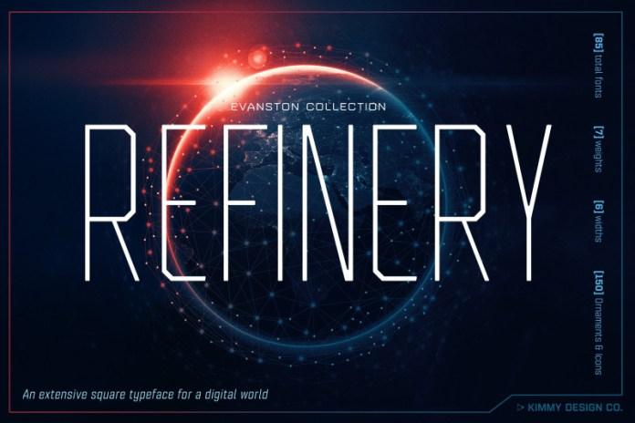 Refinery Font