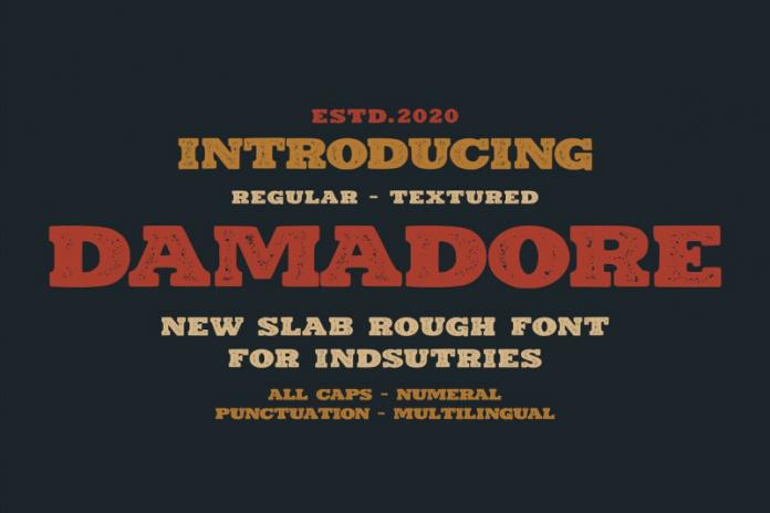 Damadore Font