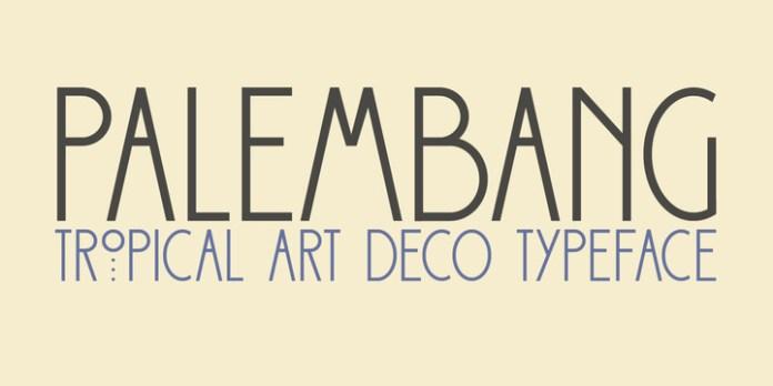 Palembang Font