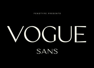 Vogue Font