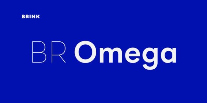 BR Omega Font