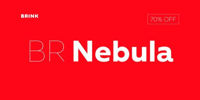 BR Nebula Font
