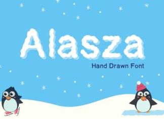 Alasza Font