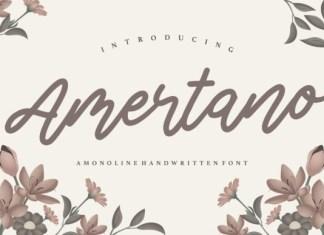 Amertano Font