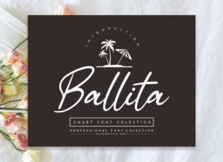 Ballita Font