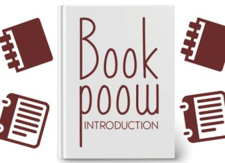 Book Poow Font