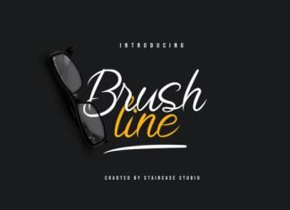 Brushline Font