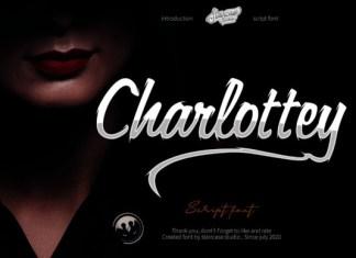 Charlottey Font