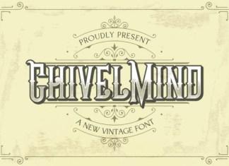 Chivel Mind Font