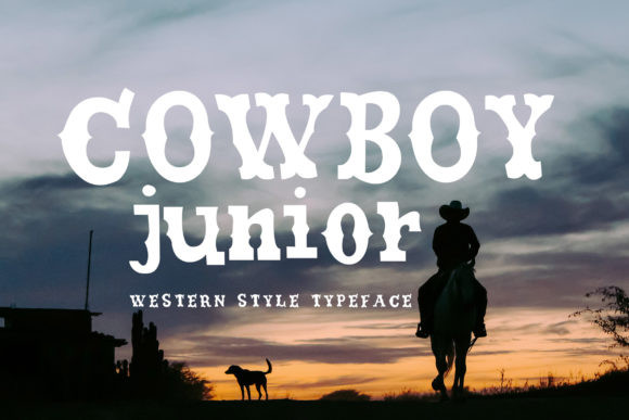 Cowboy Junio Font