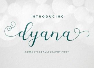 Dyana Font
