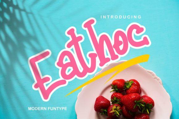 Eathoc Font