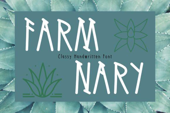Farm Nary Font