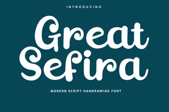 Great Sefira Font