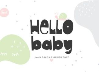 Hello Baby Font