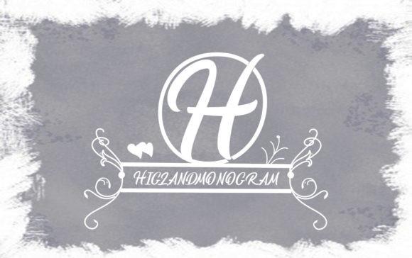 Higlandmonogram Font