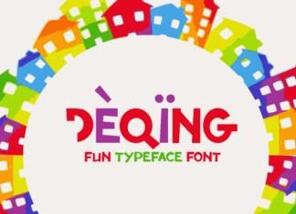 Jeqing Font