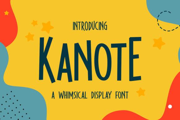 Kanote Font