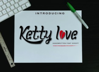 Ketty Love Font