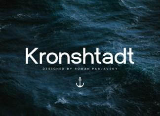 Kronshtadt Font