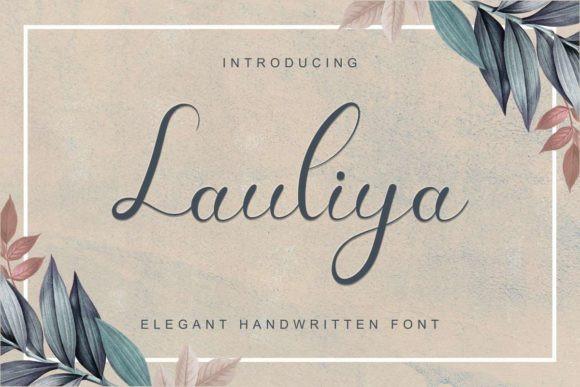 Lauliya Font
