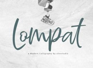 Lompat Font