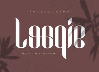 Looqie Font
