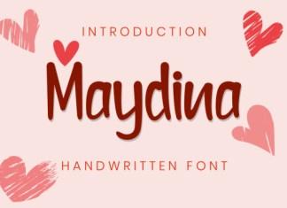 Maydina Font