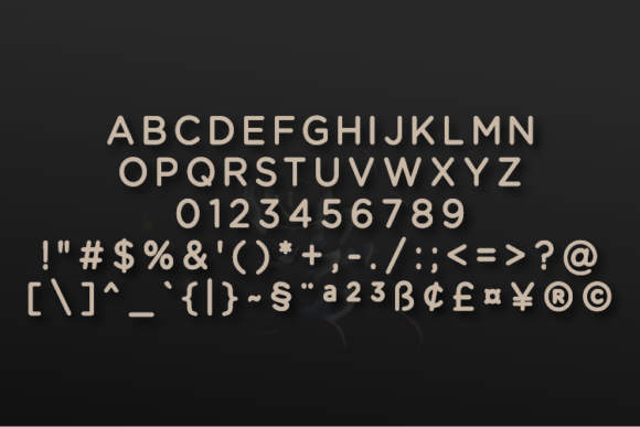 Moiresse Font