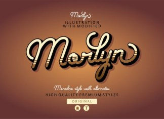 Morlyn Font