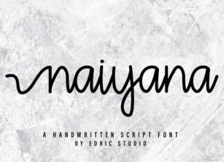 Naiyana Font