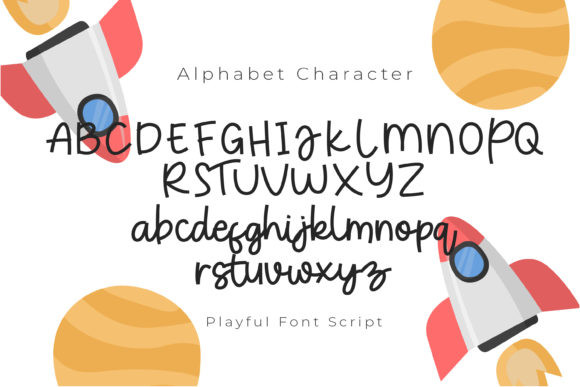 New Rocket Font