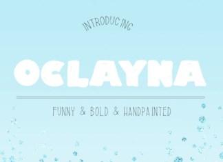 Oclayna Font