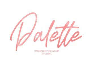 Palette Font