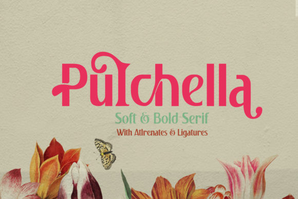 Pulchella Font