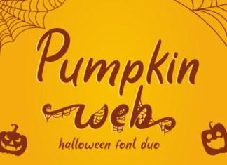 Pumpkin Web Font