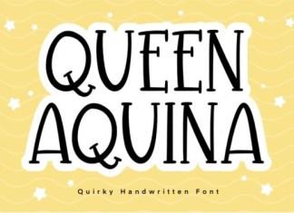Queen Aquina Font