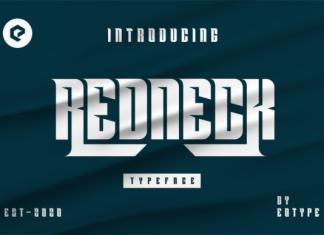 Redneck Font