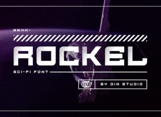 Rockel Font